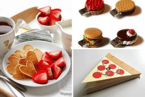 Regalos para amantes de la comida