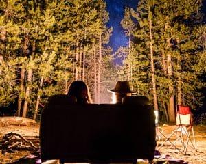 Planea una cita-picnic nocturna para celebrar San Valentín