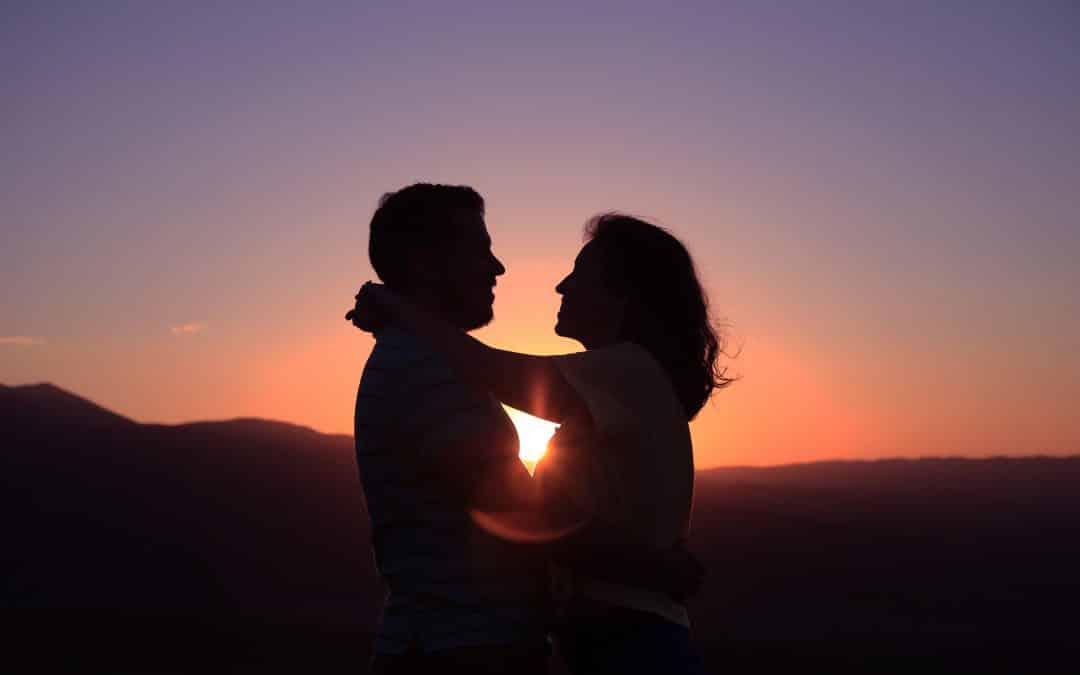 Frases de buenas noches para tu pareja: ¡Con mucho amor!