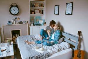 Pensamientos de amor divertidos
