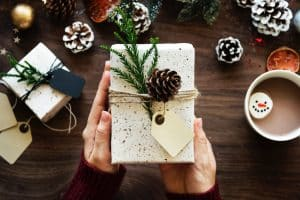 Qué regalarle a mi novio de navidad