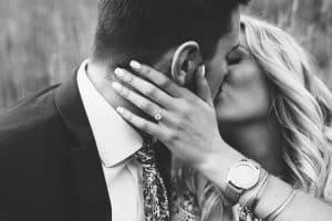 Tipos de besos para tu amor