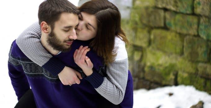 Tipos de besos para enamorar