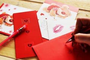 Cómo hacer una carta para mi novio