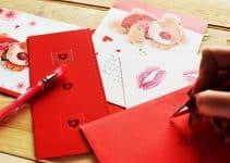 Cómo hacer una carta de amor para mi novio