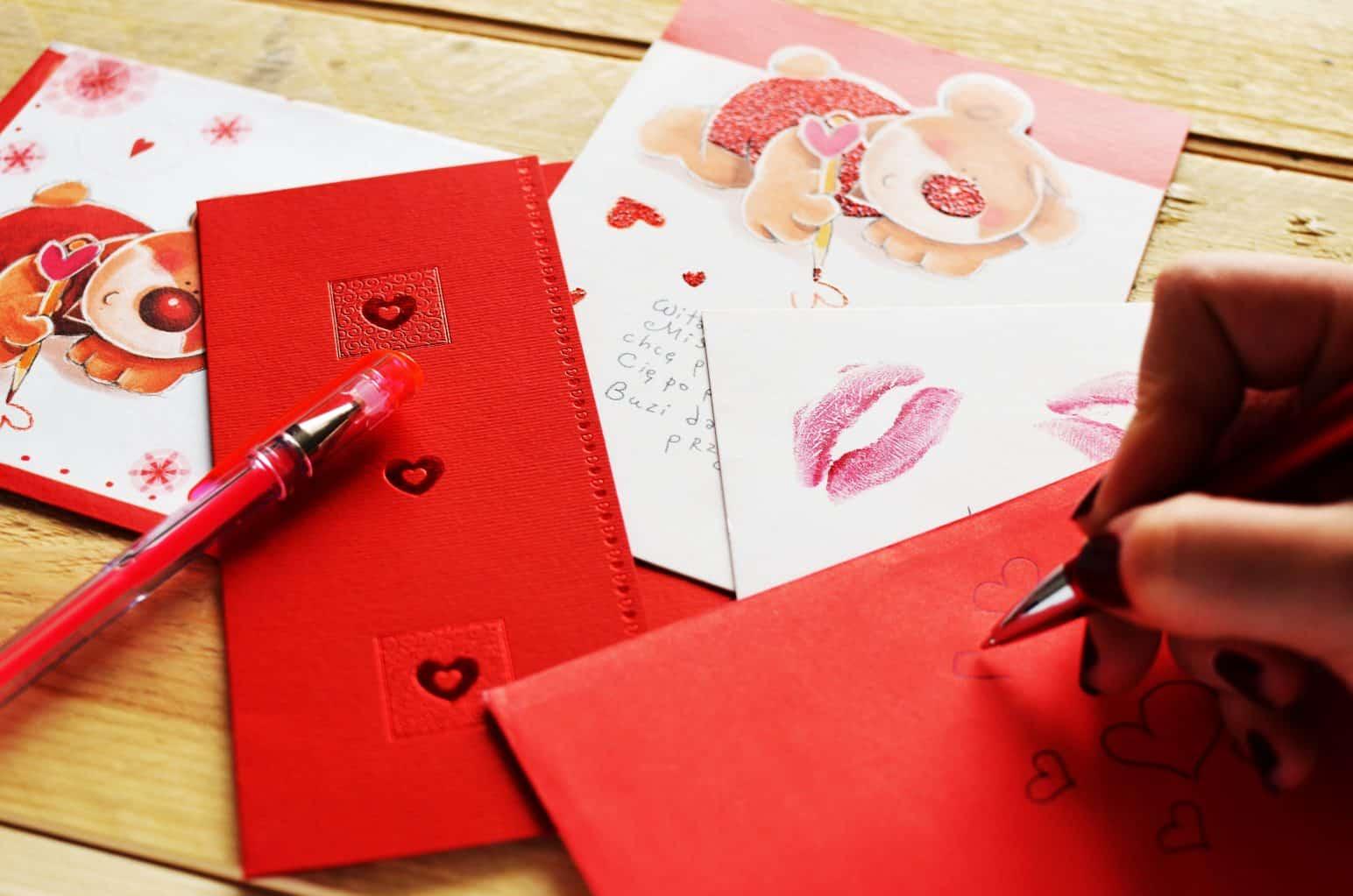 Como hacer una una carta de amor
