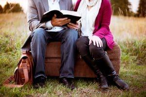 Las relaciones cristianas se basan en el amor a Dios