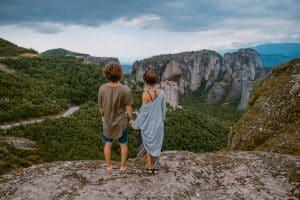 Planear un viaje en pareja los unirá