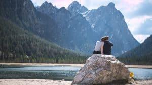 El romance se afianza en los viajes de pareja
