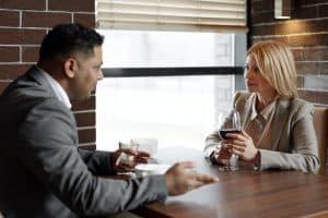 Cómo mantener una relación en el trabajo