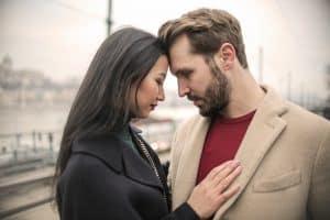 El primer beso en una nueva relación