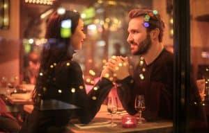 Aprovechen los momentos románticos