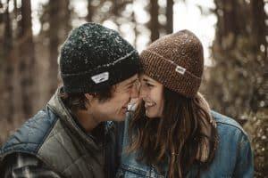 Piropos de amor