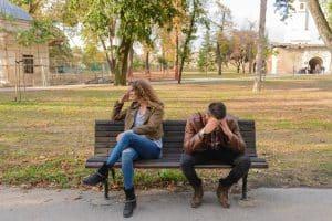 Señales de una mala relación