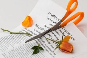 Expresa tus sentimientos guardados por la ruptura de tu matrimonio