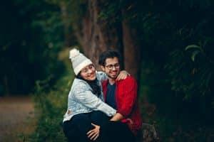 Qué hacen las parejas felices