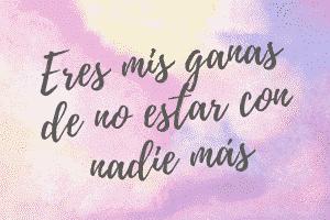 Frases para enamorar