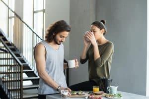 Convivencia sana en pareja